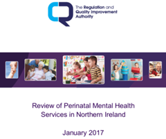 RQIA Calls for Specialist Perinatal Mental Health Services Across Northern Ireland